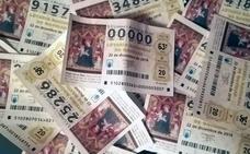 Los premios del sorteo de Navidad de menos de 2.000 euros se cobrarán por la tarde