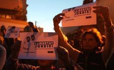 Amnistía pide excarcelar «de inmediato» a Cuixart y Sánchez