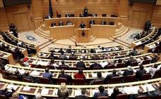 Los 27 senadores que pilotarán la comisión del 155