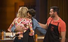 'MasterChef Celebrity' bate su récord de audiencia de temporada