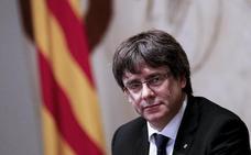 Puigdemont pone rumbo hacia la independencia