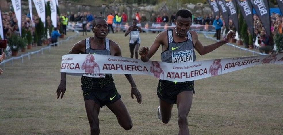 Ayalew y Teferi defenderán su título en Atapuerca