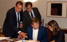 """El PP """"clama"""" por un acuerdo en Villalonquéjar y apela a la responsabilidad de PSOE y Cs"""