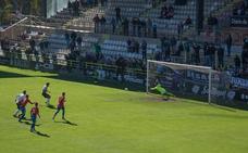 El Sporting le roba la tostada al Burgos al final