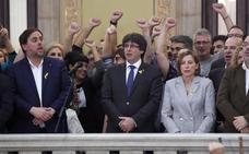 La juez cita mañana a Puigdemont imputado por rebelión