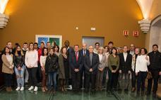 24 personas finalizan los módulos del programa de formación y empleo de Diputación