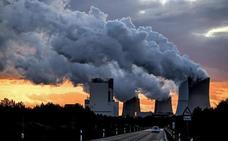 La concentración de CO2 en la atmósfera se dispara y bate un nuevo récord en 2016