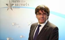 Puigdemont se presenta en Bélgica como president en el exilio