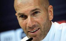 Zidane: «Me gustan los retos cuando las cosas se ponen difíciles»