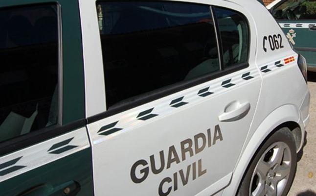 Guardia Civil esclarece dos robos con fuerza ocurridos en Las Merindades