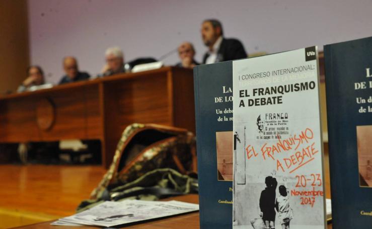 Jornada ciudadana sobre el franquismo en Valladolid
