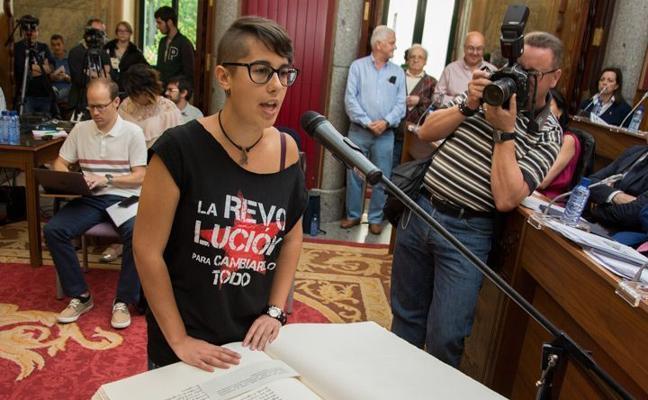 Podemos se desmarca de Imagina Burgos por unas declaraciones de Antea Izquierdo