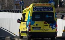 Afectadas dos personas por inhalación de gas en Miranda de Ebro