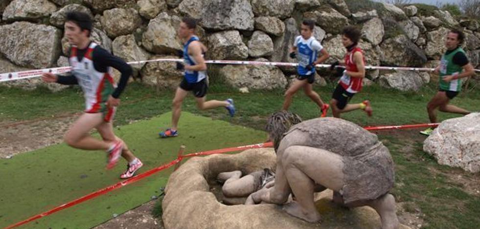Todos los campeones de España de pista estarán en Atapuerca