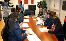 Sanidad se compromete a sumar Cardiología en Villarcayo y reforzar Radiodiagnóstico