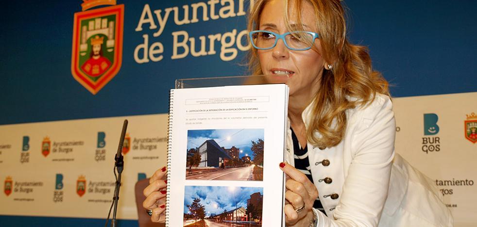 Fundación Caja de Burgos arranca su proyecto de centro de emprendimiento en el bulevar