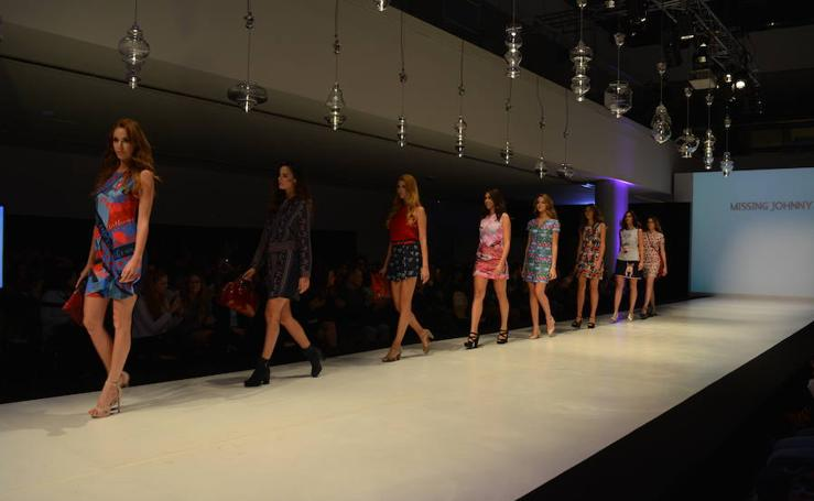 Desfile de Missing Johnny