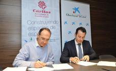 La Caixa y Cáritas renuevan su colaboración contra la pobreza energética
