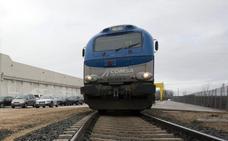 Podemos pide en el Congreso reactivar el tren Madrid-Aranda-Burgos