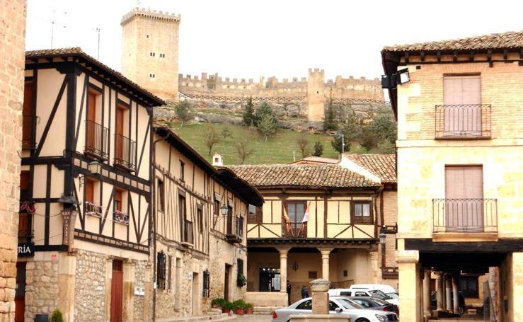 Pueblos con encanto en la provincia de Burgos: Peñaranda de Duero