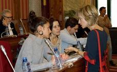 El Ayuntamiento se suma al 40 aniversario de la Constitución, sin Antea Izquierdo