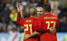 España se gusta e ilusiona pensando en Rusia