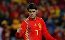 Morata sigue triunfando en el baile del nueve