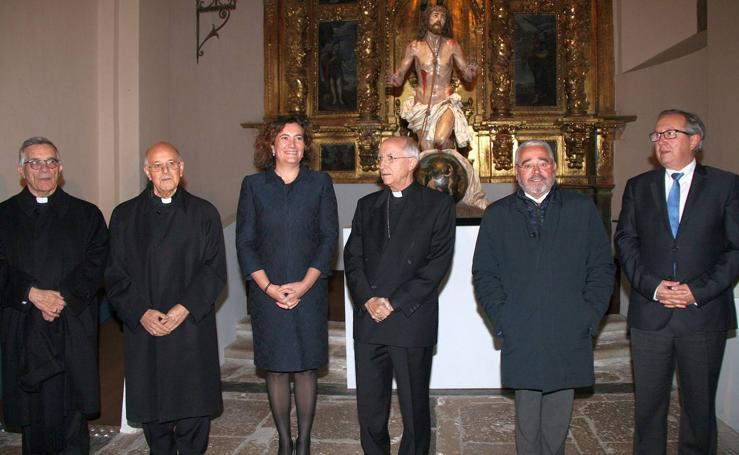 La exposición 'Reconciliare' de Las Edades del Hombre cierra sus puertas en Cuéllar (Segovia)