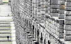 El Acueducto ocupa el cuarto puesto europeo entre los lugares recomendados para visitar