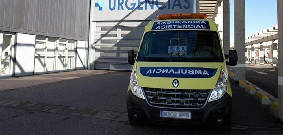 Herido un motorista en un accidente en Agés