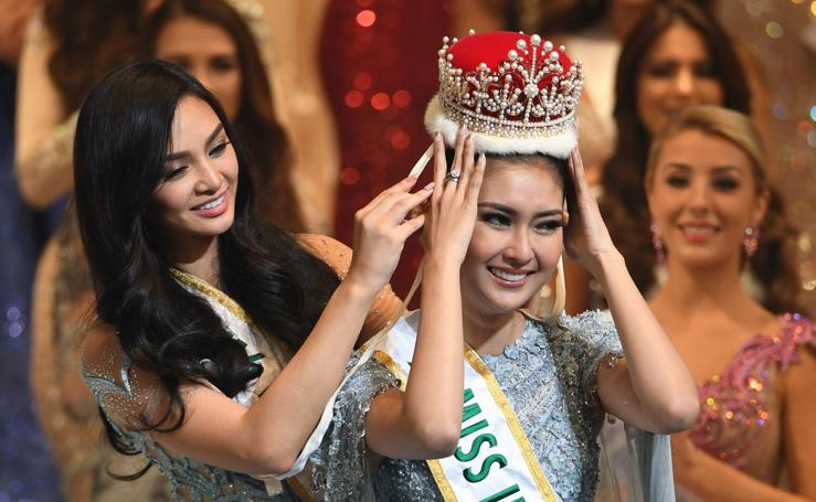 La indonesia Kevin Lilliana se corona Miss Internacional 2017