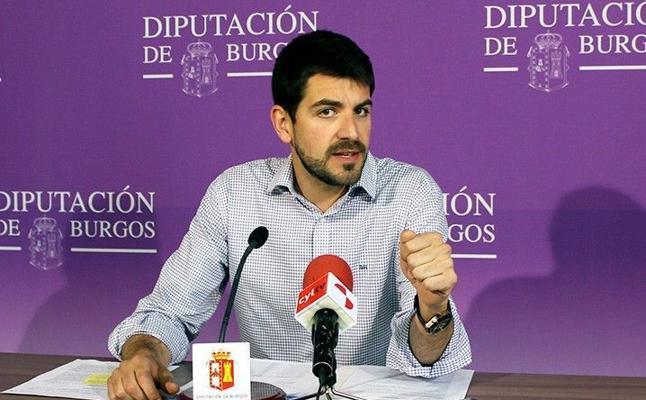 Jurado califica de «ficticio» el presupuesto de Diputación y carente de novedades