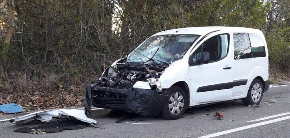Crece un 5,2% el volumen de accidentes de tráfico en la ciudad