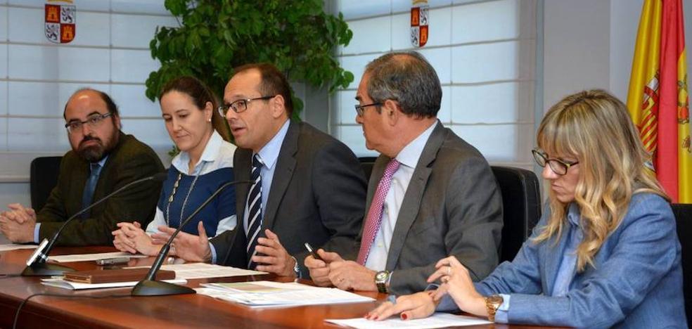 La Junta movilizará 44,1 M€ en la provincia hasta 2019 a través del Acuerdo Marco de Servicios Sociales