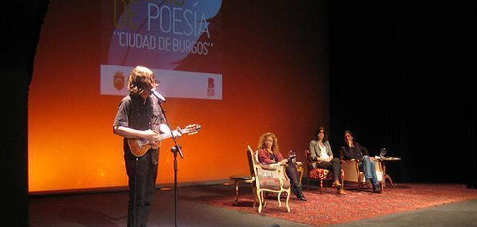 Marcos Díez Manrique, Premio de Poesía 'Ciudad de Burgos'