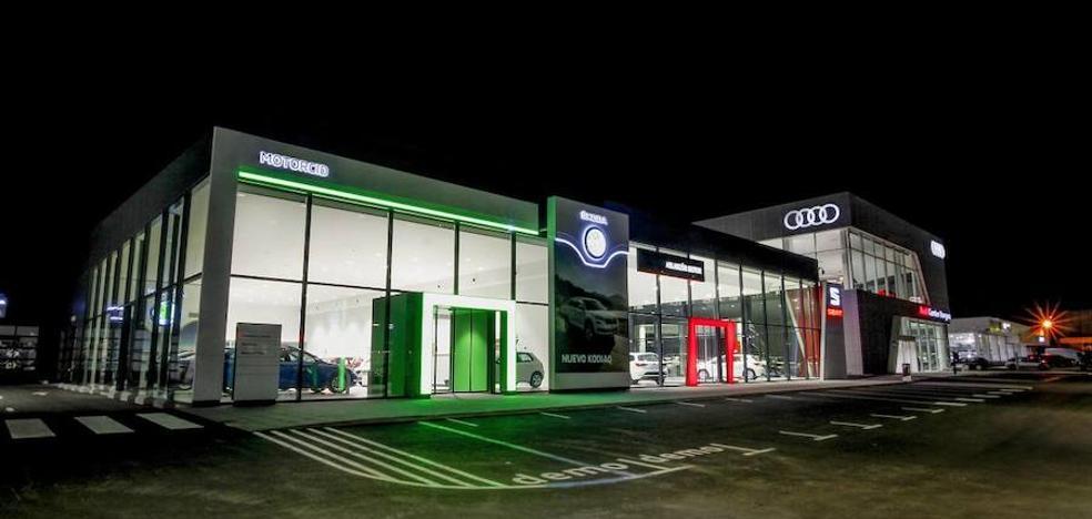 Grupo Ureta inaugura sus nuevas instalaciones