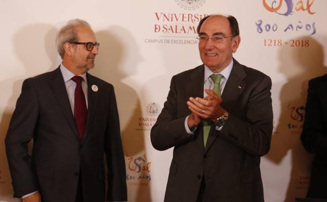 Galán replica a Herrera que Iberdrola «tiene 2.000 corazones» en Castilla y León