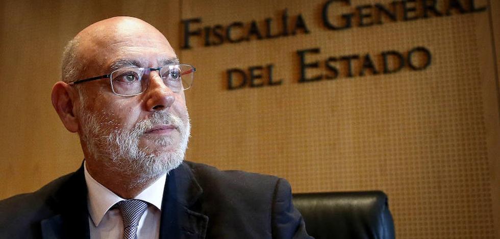 Maza, el fiscal superior que enfrentó la crisis independentista catalana