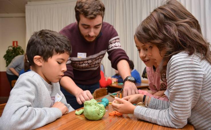 'Sábados de Ciencia', una forma diferente de enseñar a los niños