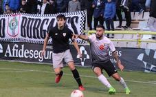 El Burgos CF rescata un punto en la recta final