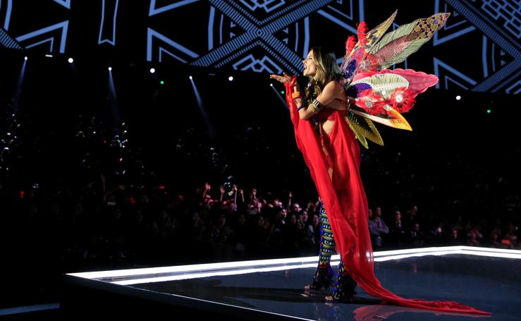 Desfile de Victoria's Secret en China