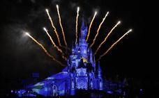 La Navidad se extiende por Disneyland Paris