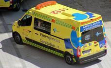 Un motorista pierde la vida en un accidente en una pista forestal en Aranda de Duero