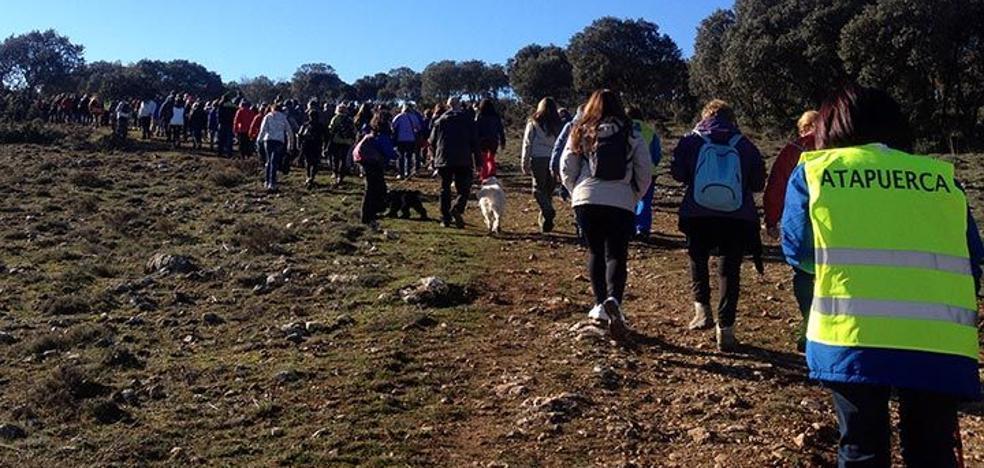Los yacimientos de Atapuerca rememoran el domingo su declaración como Patrimonio de la Humanidad con una marcha