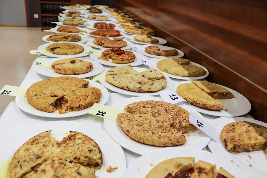 IV edición del Concurso La mejor tortilla de Patata de Burgos