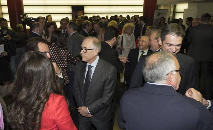 Entrega del Premio Familia Empresaria de Castilla y León