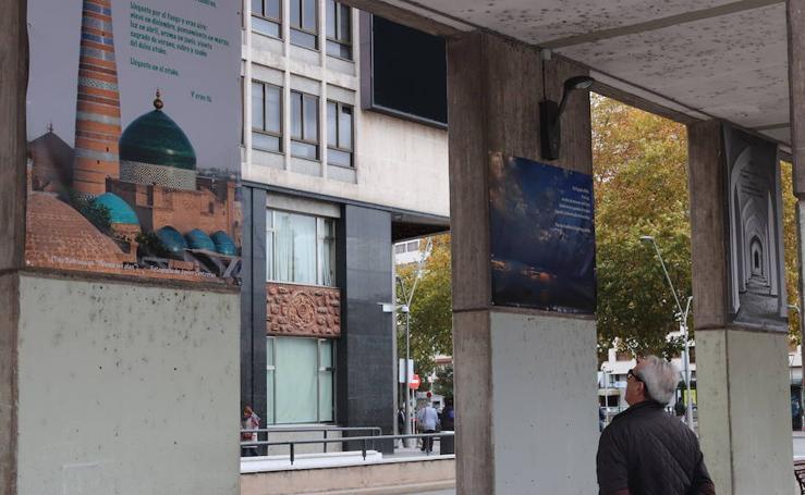 Tino Barriuso toma la Plaza de España