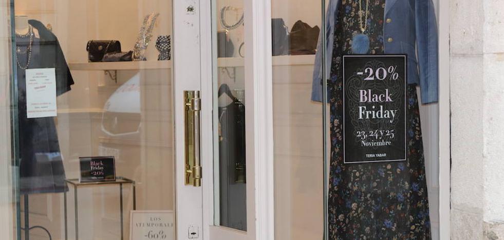 El comercio encara el Black Friday con ilusión, confiando en animar las compras