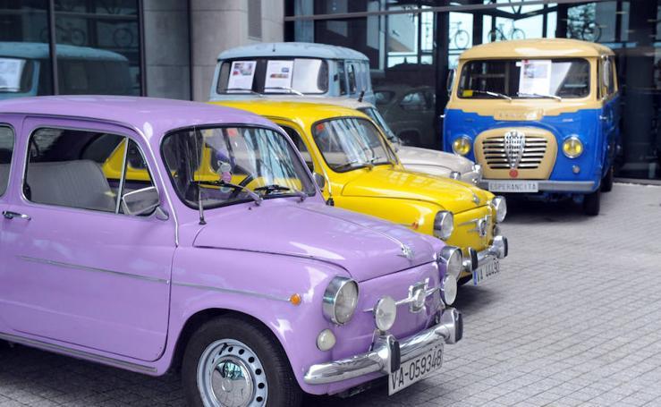 Foro de vehículos históricos