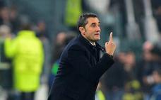 Valverde reconoce que la firma de Messi tranquilizará al entorno azulgrana